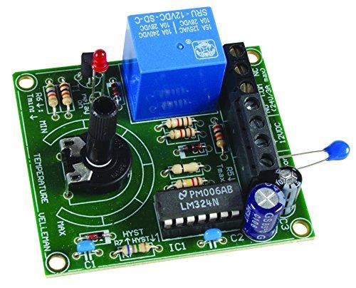 VELLEMAN - MK138 Minikits Thermostat 840258