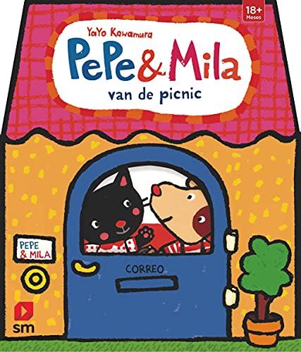 Pepe y Mila van de picnic
