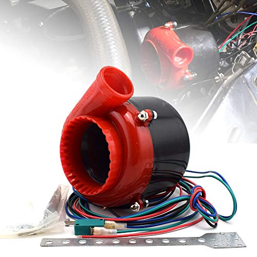 Car Fake Dump Electronic Turbo Blow Off Valve SSQV Hooter Valve Analog BOV Sound
