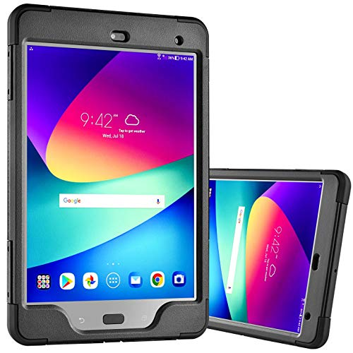 Asus Zenpad Z8s Case With Built In Screen Protector P00J Rugged Heavy...