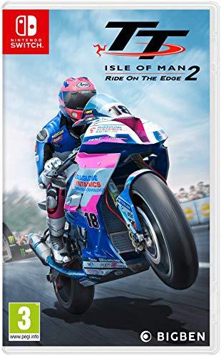TT: Isle of Man Ride on t