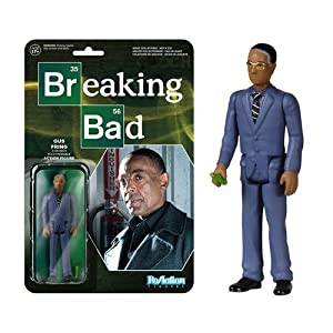 Breaking Bad Gustavo Fring ReAction 3 3/4-Inch Retro Action Figure by Funko 12