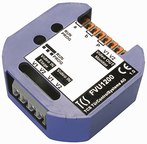 TCS Tür Control Video-Etagen-Umschalter FVU1200-0600