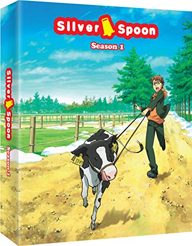Silver Spoon Season 1 - Collector's Edition [Blu-ray]