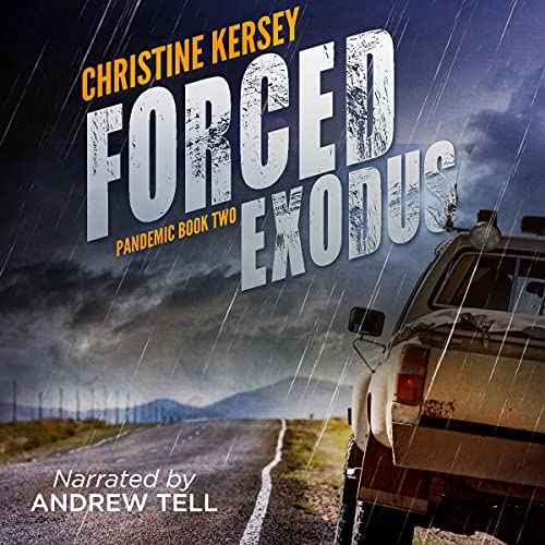 Forced Exodus Audiobook By Christine Kersey cover art