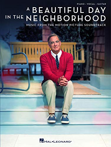 A Beautiful Day In The Neighborhood: Music From The Motion Picture Soundtrack (Songbook) (English Edition)