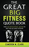 Health Bookstore - Great Big Fitness Quote Book