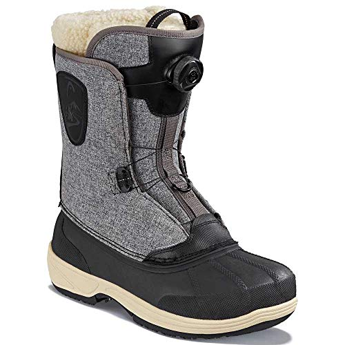 HEAD Damen Operator BOA Snowboard Stiefel, Grey, 260