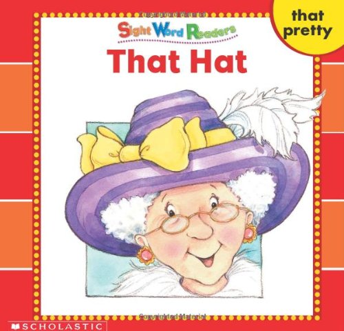 That Hat (Sight Word Library)の詳細を見る