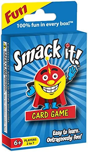 Smack it Card Game for Kids