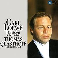 Loewe: Ballades by Thomas Quasthoff