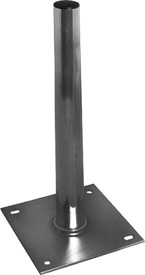 SKT QSF06000 Aluminio-soporte stand de altura 60 cm para antena parabolica