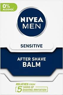 NIVEA MEN Shaving, Sensitive After Shave Balm, 100ml