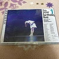 乃木坂46 5th YEAR BIRTHDAY LIVE