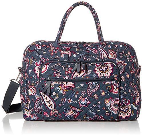 Vera Bradley Cotton Weekender Travel Bag, Felicity Paisley