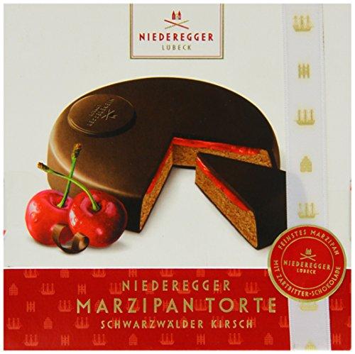 Niederegger Marzipan Black Forest Marzipan Torte 185 g