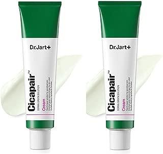 ドクタージャルトゥ(Dr.Jart+)シカフェアクリーム50ml x 2本セット、Dr.Jart+ Cicapair Cream 50ml x 2ea Set [並行輸入品]