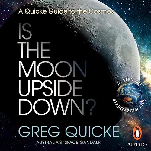 Is the Moon Upside Down?  By  cover art