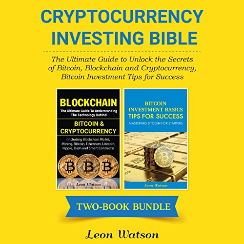 Cryptocurrency Investing Bible cover art