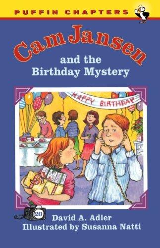 Cam Jansen: The Birthday Mystery #20の詳細を見る
