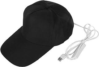 Taidda Germinal Hat, 76Pcs Lamp Bead Germinal Hat Oil Control Adjustable Hair Care Instrument