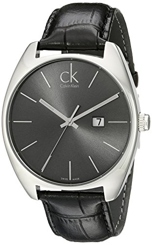 Calvin Klein Men's K2F21107 Exchange Analog...