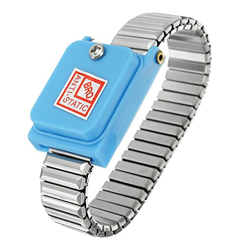 Werse Cordless Wireless Einstellbare Anti Statische Armband Elektrostatische ESD Entladung Kabel Handgelenk Band Strap Hand