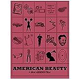Chifang SAM Mendes Film American Beauty Retro Leinwand