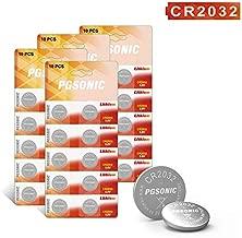 CR2032 3V Lithium Battery (40pcs)