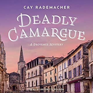 Deadly Camargue cover art