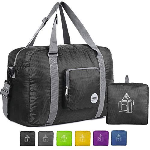 Wandf Leichter Faltbare Reise-Gepäck Handgepäck Duffel Taschen Übernachtung...
