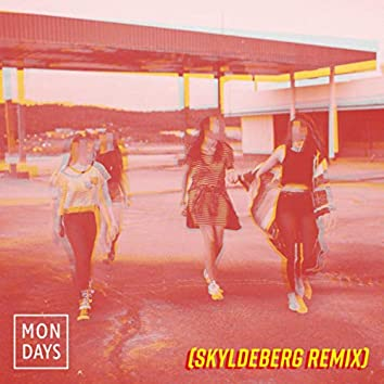 I'm Over You (Skyldeberg Remix)