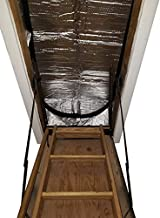Attic Stairs Insulation Cover for Pull Down Stair 25