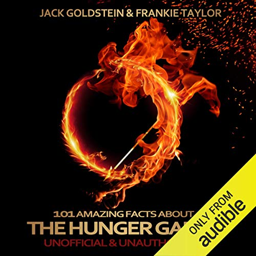 101 Amazing Facts about The Hunger Games audiobook cover art