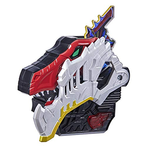 Power Rangers Dino Fury Morpher Electronic Toy with Lights and Sounds Includes Dino Fury Key Inspired TV Show Ages 5 and Up