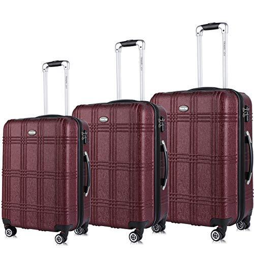 0c040cbbf6 Luggage Set with Backpack  Amazon.com