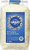 Davert Arroz orgánico Himalaya Basmati blanco, 500 g (1 x 500 g)