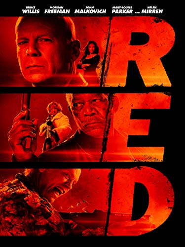Red (4K UHD)