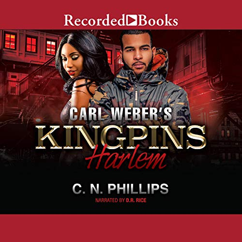 Carl Weber's Kingpins  By  cover art