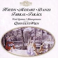 Wind Quintets by HAYDN / MOZART / DANZI