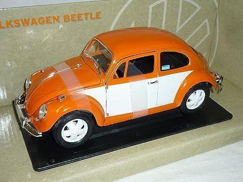 Grünlight Volkwagen K r 1967 Orange Weiß Coupe 1 18 Modellauto Modell Auto