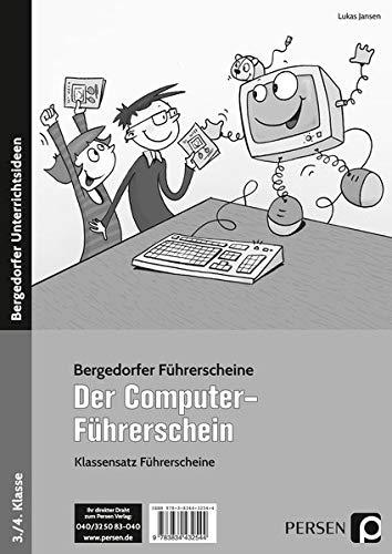 Computer-Führerschein - Klassensatz Führerscheine