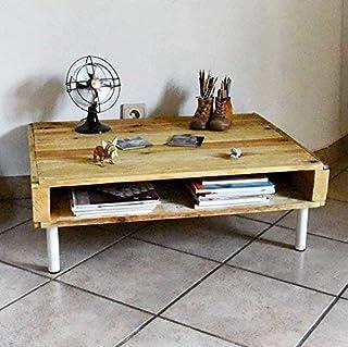 Table Basse, Ou Meuble TV, En Bois De Palette