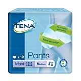 Tena Pants Maxi Medium Nouveau Pack 10