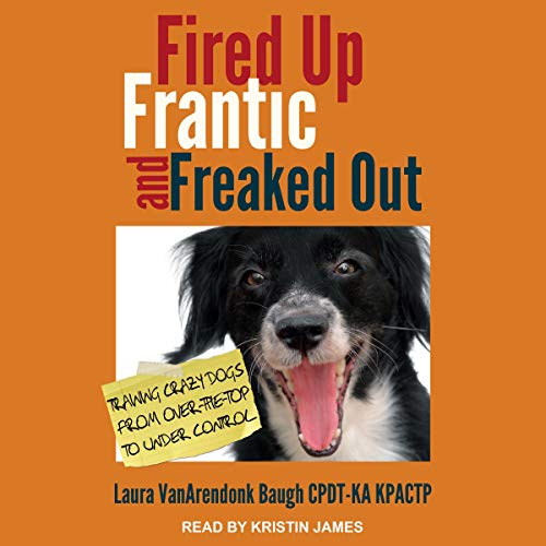 Fired Up, Frantic, and Freaked Out audiobook cover art