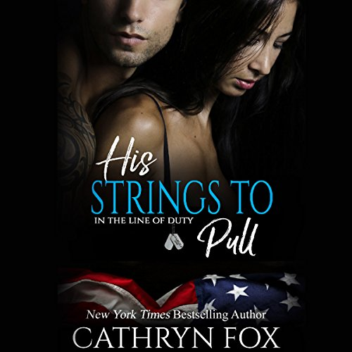 His Strings to Pull audiobook cover art