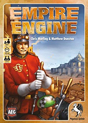Pegasus Spiele 18312G - Empire Engine