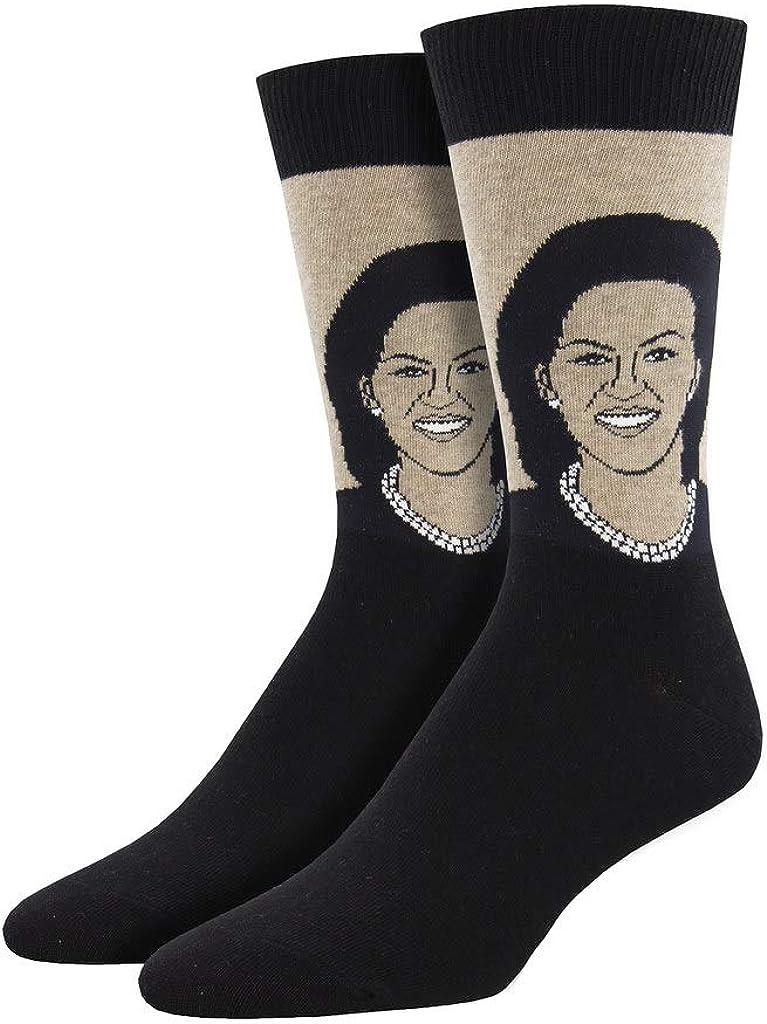 Socksmith Michelle Obama