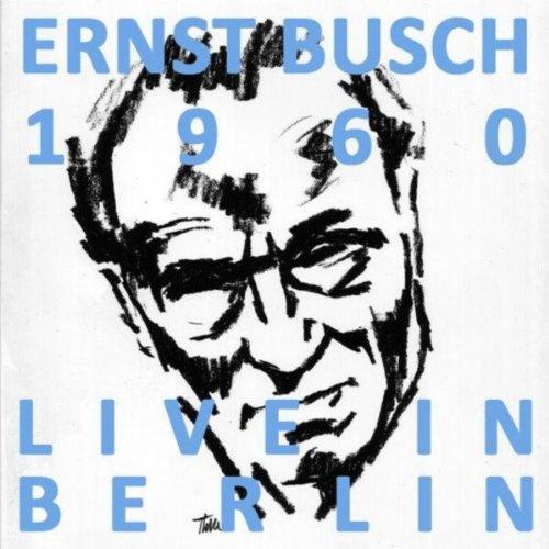 Toast des Kritikers Herbert Ihering im kleinen Kreis nach dem Konzert (Live)