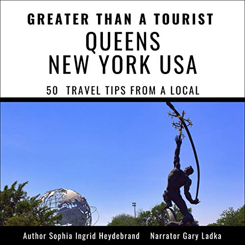 Greater than a Tourist - Queens New York USA cover art